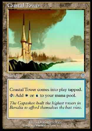 Coastal Tower